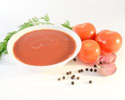 Salsa de Tomate y Ajo