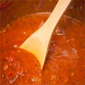 Salsa de Tomate y Zanahoria